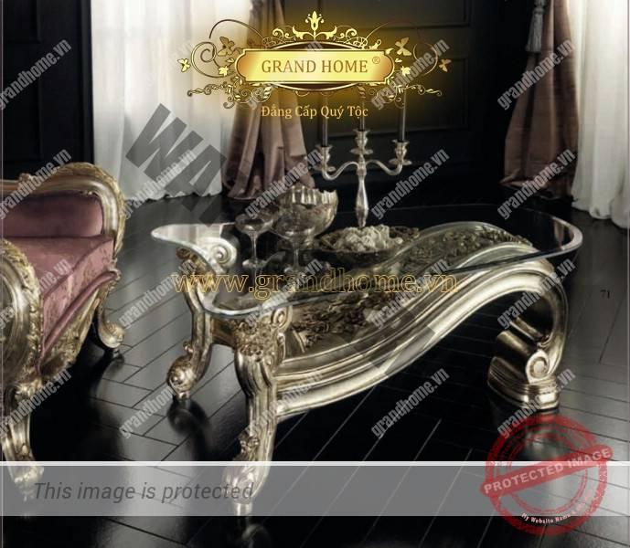 Sofa cổ điển Châu Âu